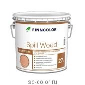 Finncolor Sprill Wood пленкообразующий полуглянцевый антисептик для наружных деревянных поверхностей, , 100 руб., Спил вуд, Finncolor Tikkurila, Tikkurila (Тиккурила)