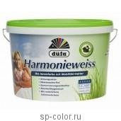 Краска ВД Dufa Harmonieweiss для стен потолков антиалергенная, , 760 руб., Гармониявайс, Dufa Дюфа, Dufa(Дюфа)