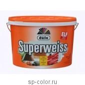 Краска Dufa Superweiss - водно дисперсионная влагостойкая, , 700 руб., Супервайс, Dufa Дюфа, Dufa(Дюфа)