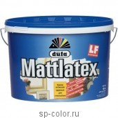Краска Dufa Mattlatex матовая латексная для стен, , 620 руб., Маттлатекс, Dufa Дюфа, Dufa(Дюфа)