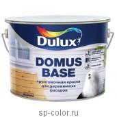 Dulux Domus Base грунтовочная краска для наружных деревянных поверхностей, , 4900 руб., Domus Base, Dulux Делюкс, Краска фасадная