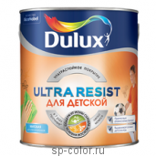 Dulux Ultra Resist матовая краска для детских комнат, , 1550 руб., ultra resist для детской, Dulux Делюкс, Краска для стен