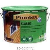 Pinotex Classic декоративно защитная пропитка для наружных деревянных поверхностей
