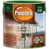 Pinotex Tinova Professional антисептик по дереву для наружных работ, Pinotex Tinova, 800 руб., Pinotex Tinova, Pinotex Пинотекс, Антисептики, пропитки для дерева