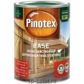 Pinotex Base Грунтовочный состав для наружных деревянных поверхностей, , 400 руб., Пинотекс База, Pinotex Пинотекс, Деревянные поверхности