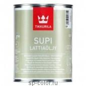 Tikkurila Supi Lattiaojy масло для пола во внутренних помещениях, , 600 руб., масло для пола, Tikkurila / Тиккурила, Tikkurila (Тиккурила)