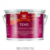 Tikkurila Teho полуглянцевая маслянная краска для фасадных деревянных поверхностей, , 690 руб., Краска техо, Tikkurila / Тиккурила, Краска для дерева Tikkurila (Тиккурила)