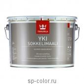 Tikkurila Yki щелочестойкая акрилатная краска для бетонных фасадов и цоколя, , 540 руб., Краска фасадная Юки, Tikkurila / Тиккурила, Краска для бетонных фасадов Tikkurila (Тиккурила)