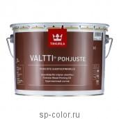 Tikkurila Valtti Pohjuste бесцветный грунтовочный антисептик наружный для дерева, , 560 руб., Валти Похьюсте, Tikkurila / Тиккурила, Tikkurila (Тиккурила)