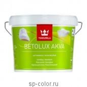 Tikkurila Betolux Aqua водорастворимая эмаль для покраски деревянных и бетонных полов, , 950 руб., Betolux aqua(Бетолюкс аква), Tikkurila / Тиккурила, Эмаль для пола