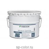 Finncolor Mineral Gamma фасадная акриловая краска для бетона, , 1990 руб., Минерал Гамма, Finncolor Tikkurila, Для минеральных фасадов
