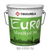 Tikkurila Miralkyd 90 универсальная алкидная глянцевая эмаль для дерева и металла, , 480 руб., Tikkurila Miralkyd 90 , Tikkurila / Тиккурила, Эмаль для вагонки, окон и дверей