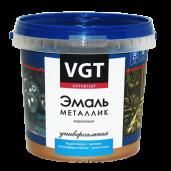 ВГТ Эмаль ВД-АК-1179 универсальная «Металлик», , 150 руб., Эмаль металлик, ВГТ, Каталог красок ВГТ