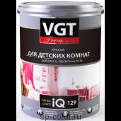 ВГТ Краска для детских комнат IQ129, , 750 руб., VGT PREMIUM для детских, ВГТ, Каталог красок ВГТ