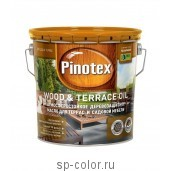 Pinotex Wood Terrace Oil защитное масло для террас снаружи , Pinotex Wood Terrace Oil , 540 руб., Pinotex Wood Terrace Oil , Pinotex Пинотекс, Антисептики, пропитки для дерева