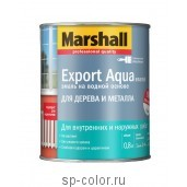 Marshall Export Aqua Эмаль на водной основе для дерева и металла