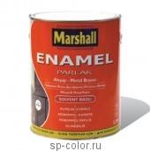 Marshall Глянцевая алкидная краска для деревянных и металлических поверхностей