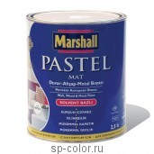 Marshall Матовая алкидная краска универсального применения