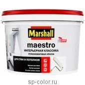 """Marshall Maestro """"Интерьерная классика"""" Глубокоматовая краска для стен и потолков"""