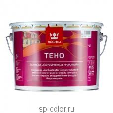 Tikkurila Teho полуглянцевая маслянная краска для фасадных деревянных поверхностей