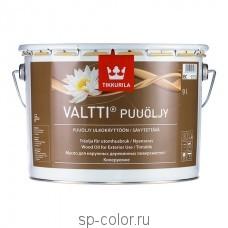 Tikkurila Valtti Puuoljy масло для защиты древесины снаружи