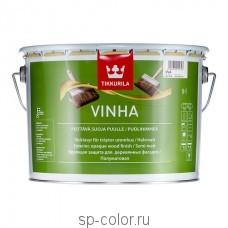 Tikkurila Vinha кроющий антисептик для наружных деревянных фасадов