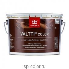 Tikkurilla Valtti Color колеруемая фасадная лазурь на маслянной основе для дерева