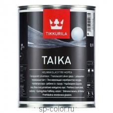 Tikkurila Taika перламутровая лазурь с эффектом благородного металла