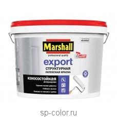 Marshall Export Структурная латексная краска для стен и потолков