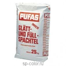 Шпатлевка Пуфас (PUFAS) №3 5 кг.