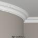 Европласт карниз с гладким профилем 1.50.139