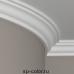 Европласт карниз с гладким профилем 1.50.143