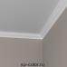 Европласт карниз с гладким профилем 1.50.150