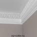 Европласт карниз с рисунком 1.50.136