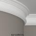 Европласт карниз с гладким профилем 1.50.146