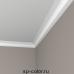 Европласт карниз с гладким профилем 1.50.199