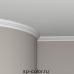 Европласт карниз с гладким профилем 1.50.275