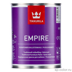 Tikkurila Empire краска для мебели
