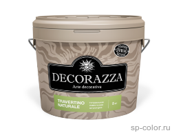 Decorazza Travertino Naturale эффект натурального камня травертина